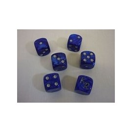 Dice Set 6x 16mm