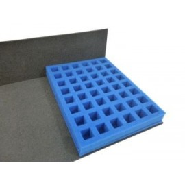 R Format - 48 compartments, 23mm deep