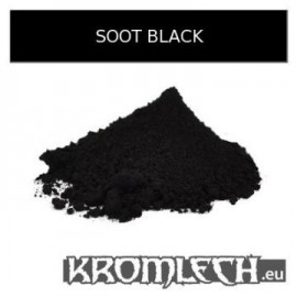 Soot Black Weathering Powder