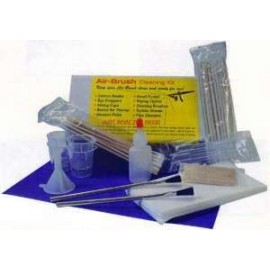 Air Brush Cleaning Kit