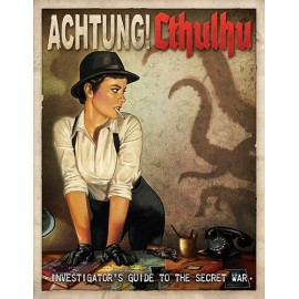 Achtung! Cthulhu Investigator's Guide