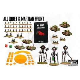 All Quiet on the Martian Front Starter Game