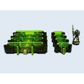 Cyber Fortification Set