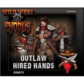 Outlaw Hired Hands Bandits Box