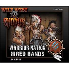 Warrior Nation Scalpers Box