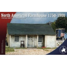 North American Farmhouse 1750 - 1900