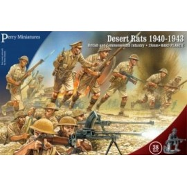 British 8th Army Desert Rats