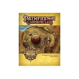 Pathfinder : Legacy of Fire Map Folio