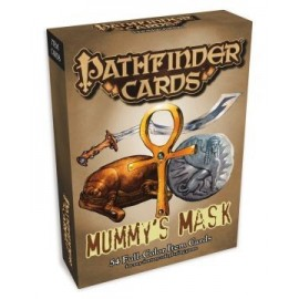 Pathfinder Campaign Cards: Mummy's Mask