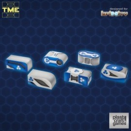 TME- 6 Containers Set