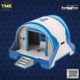 TME - Curved Modular Building