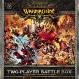 Warmachine MK II - Two-Player Battle Box