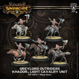 Greylord Cavalry Outriders
