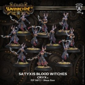 Satyxis Blood Witches