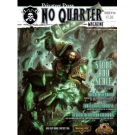 No Quarter Magazine 40