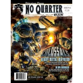 No Quarter Magazine 42 - May 2012