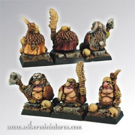 Goblin Warriors Set 1