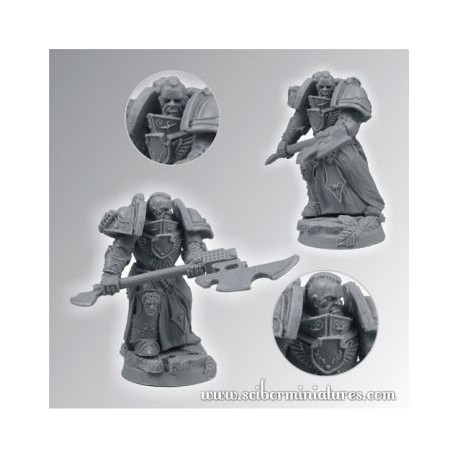 28mm SciFi Roman Legionary Veteran 1
