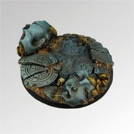 Ancient Ruins 60 mm round base