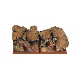 Fantasy Shambles 40 mm square bases (2)