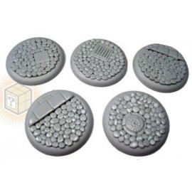 Round Lip: 40mm Cobblestone