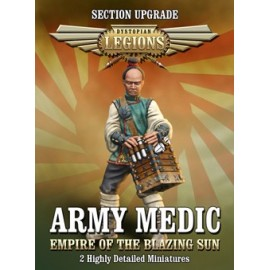 Empire of the Blazing Sun Army Medic
