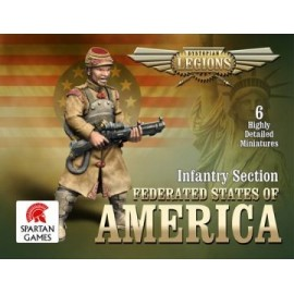 Federated States of America Infantry Section