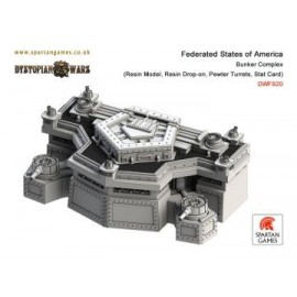 Federated States of America Bunker Complex