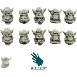 Standard Orc Heads 2