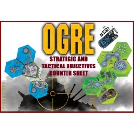 OGRE Strategic and Tactical Objectives Counter Sheet