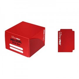 Red Pro Dual Deck Box