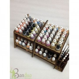 Paint Rack Large - ZEL