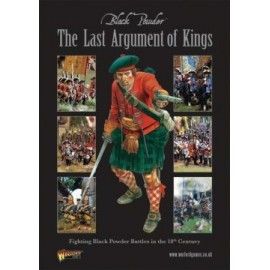 The Last Argument of Kings - Black Powder supplement