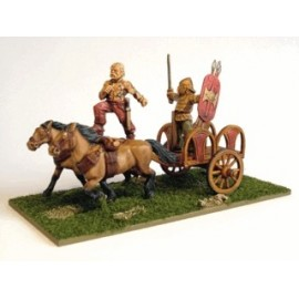 Celt Chieftain's Chariot