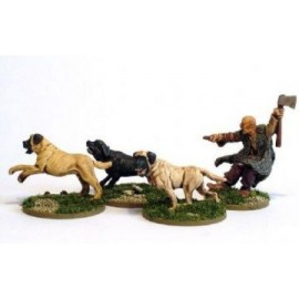 Celt Mastiff Pack (4)