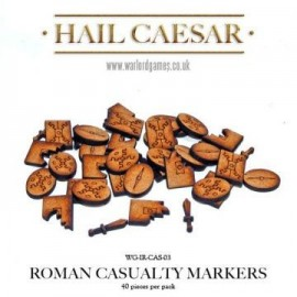 Roman Casualty Markers