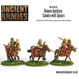 Auxiliary Cavalry pack with Spears