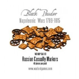 Napoleonic Russian Casualty Markers