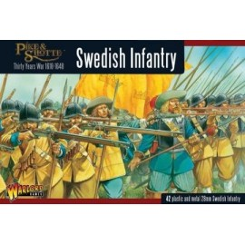 30 Years War Swedish Regiment