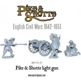 Pike and Shotte Light Gun and Crew