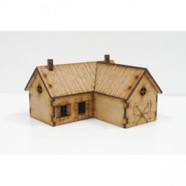 L shaped Farm - 15mm