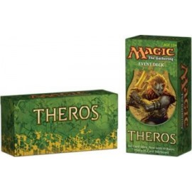 Magic : The Gathering - Theros Event Deck - Inspiring heroics