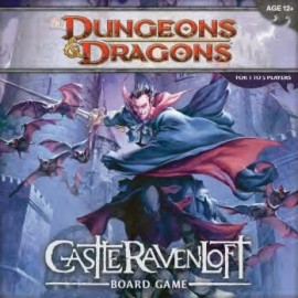 Dungeons and Dragons : Castle Ravenloft Board Game