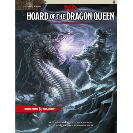 Dungeons and Dragons: Hoard of the Dragon Queen