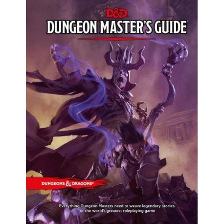 Dungeons and Dragons: Master's Guide 5