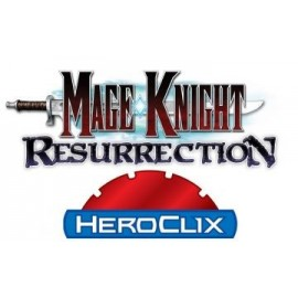 Mage Knight Resurrection Booster Pack