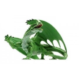 Pathfinder Legends of Golarion Green Dragon Figure