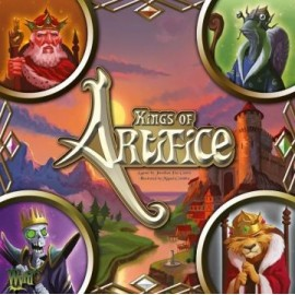 Kings of Artifice - the Board Game
