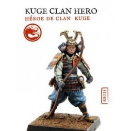 Kuge Clan Hero with Bow