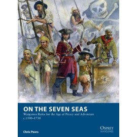 On The Seven Seas Wargames Rules For The Age Of Piracy